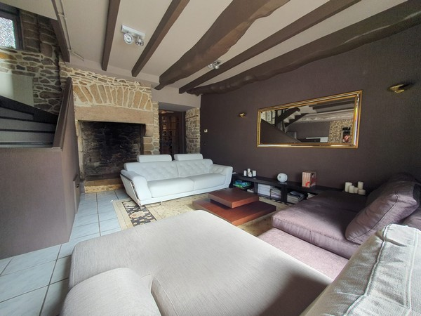 Vente  maison Hennebont - 4 chambres - 133 m²