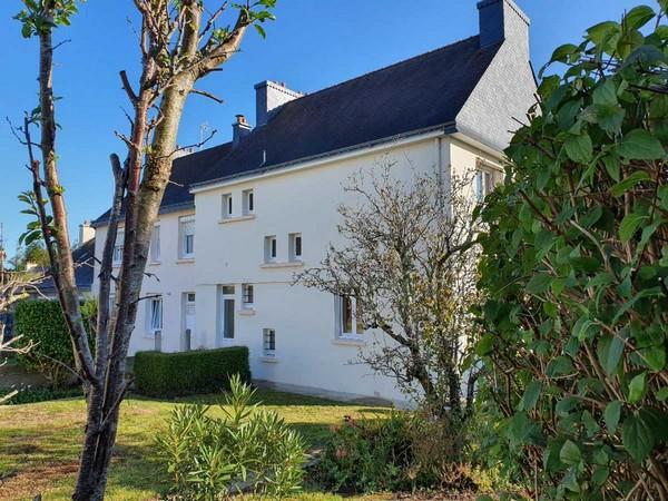 Vente  maison Lanester - 4 chambres - 107 m²