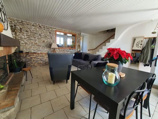 Vente  maison Lanester - 3 chambres/4 possibles - 88 m²