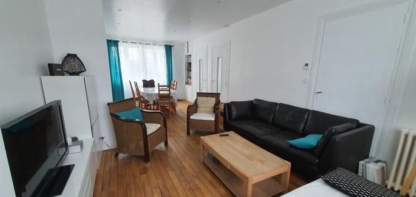 Vente  maison Ploemeur - 3 chambres - 100 m²