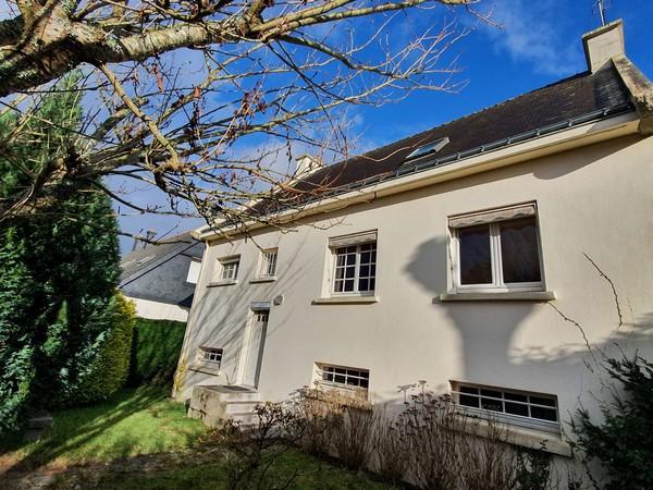 Vente  maison Caudan - 4 chambres - 130 m²