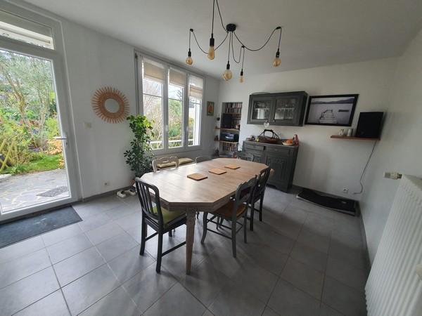 Vente  maison Hennebont - 5 chambres - 139 m²