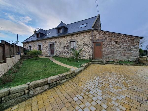 Vente  maison Cleguer - 3 chambres - 120 m²