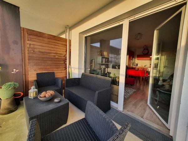 Vente  appartement Lorient - 1 chambre - 38 m²