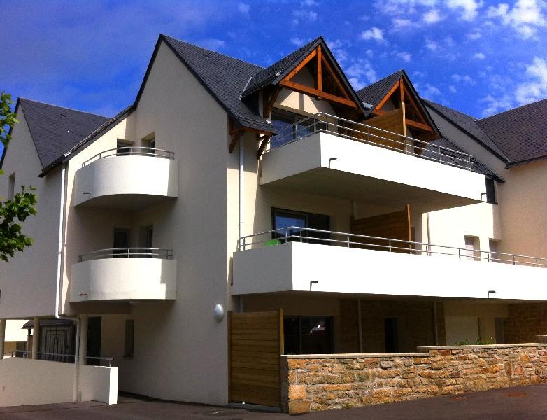 Vente  appartement Carnac - 1 chambre - 40 m²