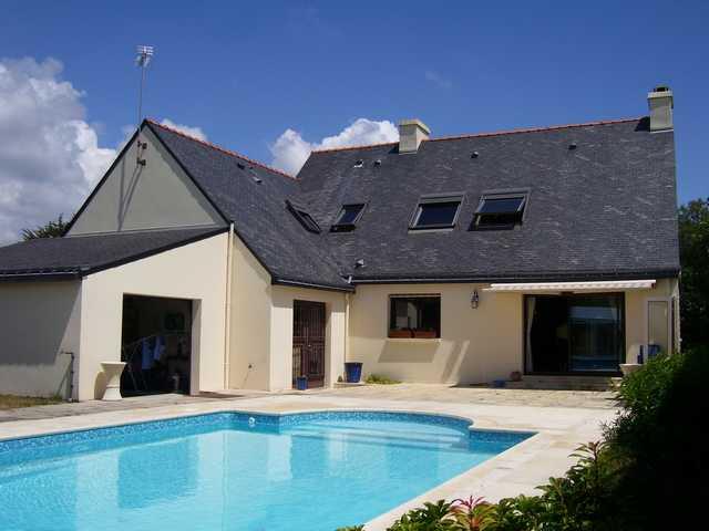 Vente  maison Saint-Philibert - 3 chambres/4 possibles - 160 m²