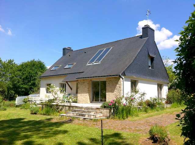 Vente  maison Crac'h - 3 chambres/5 possibles - 123 m²