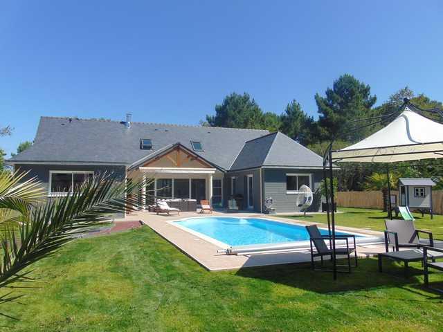 Vente  maison Carnac - 4 chambres - 200 m²
