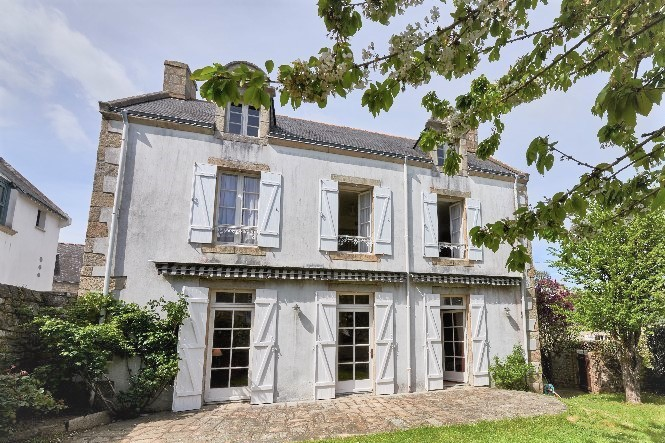 Vente  maison La Trinité-sur-Mer - 5 chambres/7 possibles - 250 m²