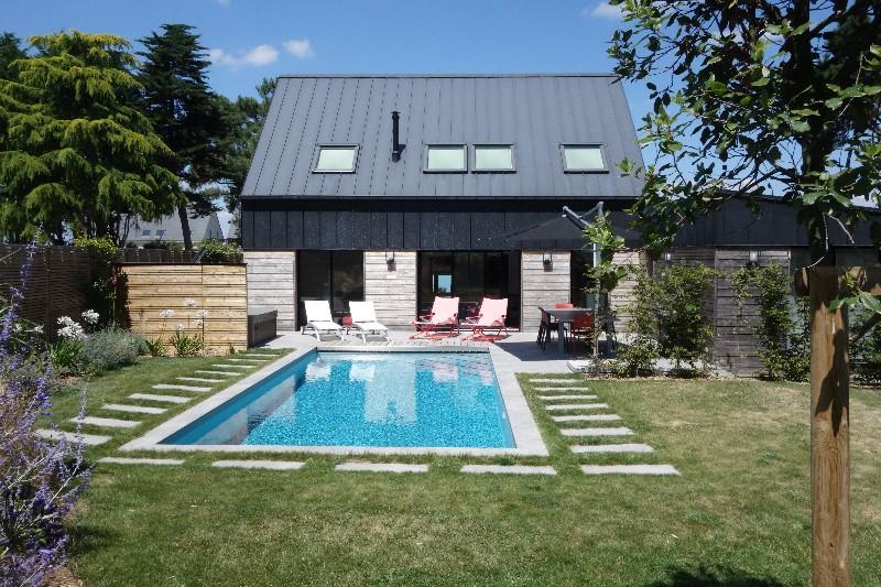 Vente  maison Plouharnel - 5 chambres - 158 m²