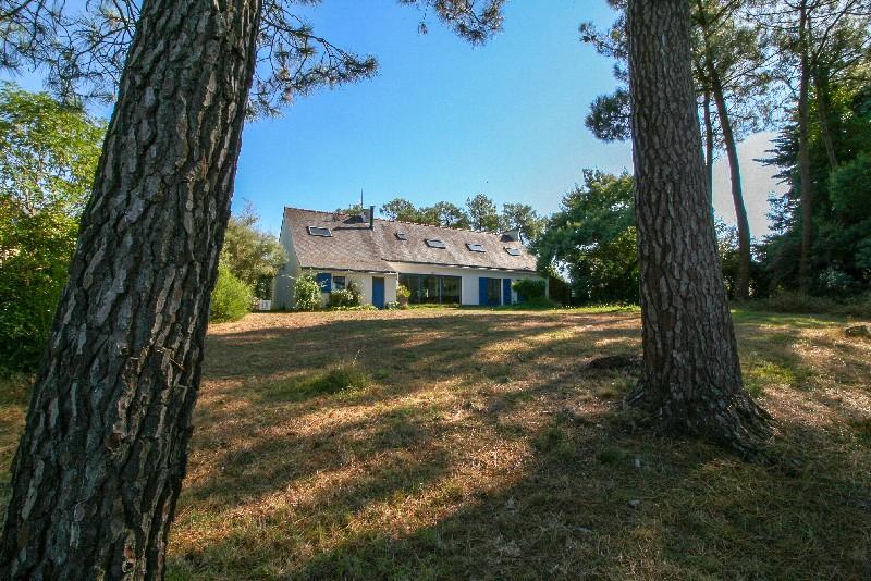 Vente  maison Ria d'Etel - 6 chambres - 174 m²