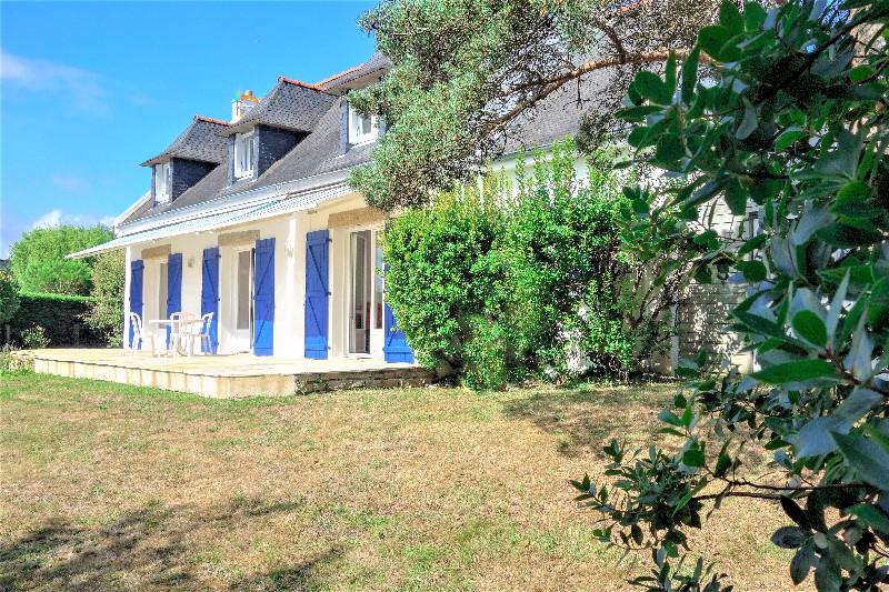 Vente  maison La Trinité-sur-Mer - 6 chambres - 140 m²