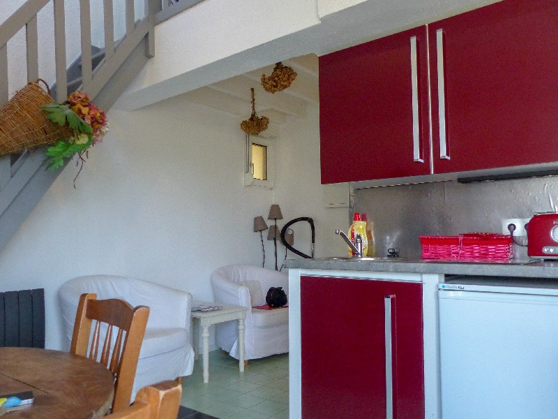 Vente  appartement Carnac -  - 20 m²