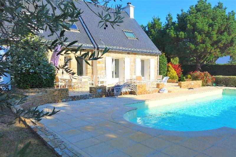 Vente  maison Saint-Philibert - 4 chambres/5 possibles - 183 m²