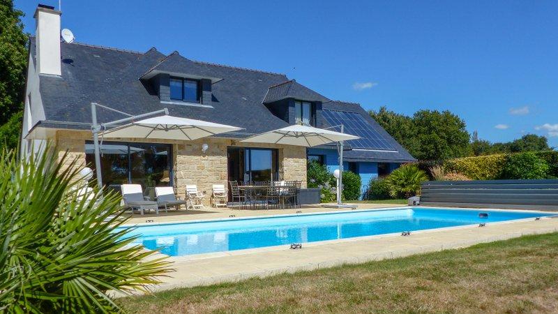 Vente  maison Saint-Philibert - 4 chambres - 200 m²