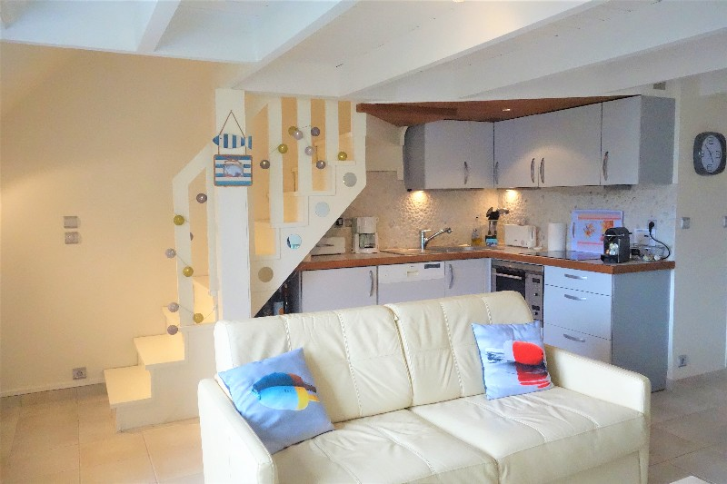 Vente  appartement Carnac - 2 chambres - 35 m²