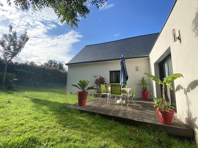 Vente  maison Ploemel - 4 chambres - 126 m²