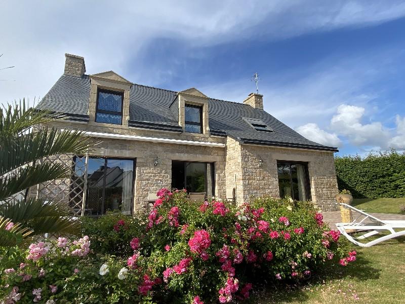 Vente  maison Saint-Philibert - 4 chambres - 123 m²
