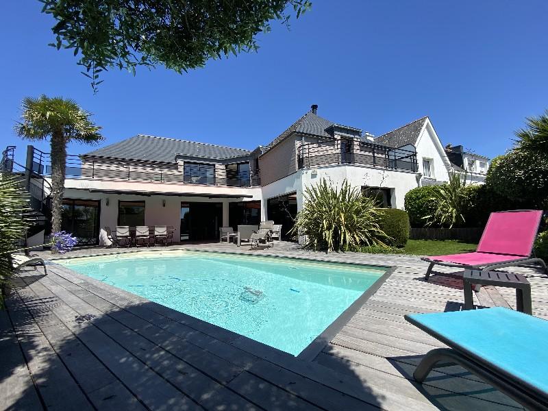 Vente  maison Plouharnel - 4 chambres/5 possibles - 280 m²