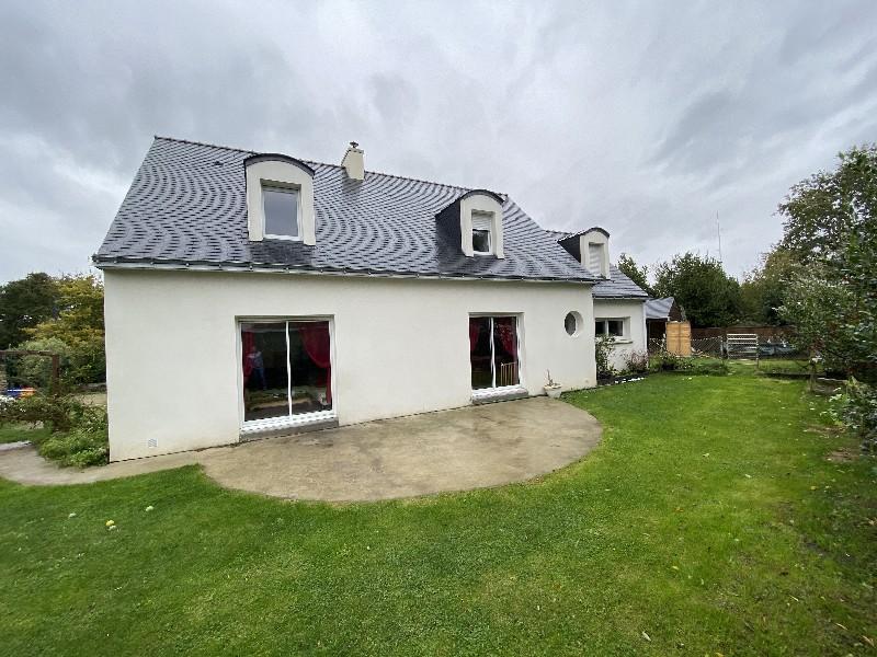 Vente  maison 5 chambres - 128 m²