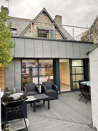 Vente  maison Baden - 2 chambres - 60 m²