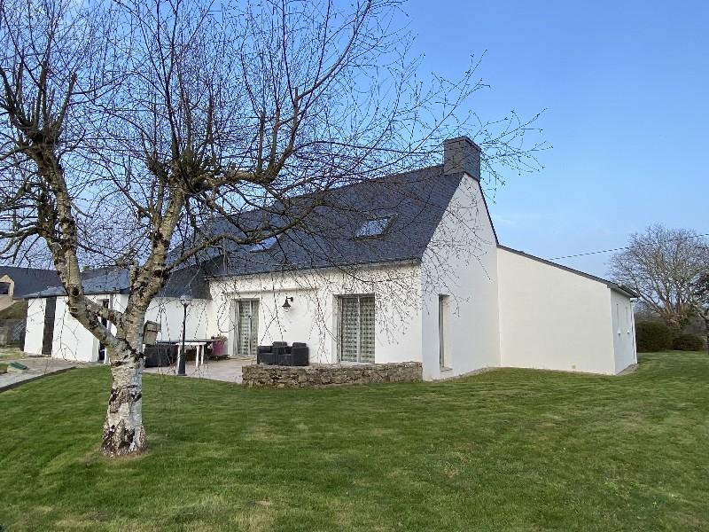 Vente  maison Crac'h - 4 chambres - 128 m²