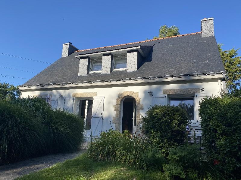 Vente  maison Pluvigner - 4 chambres - 120 m²
