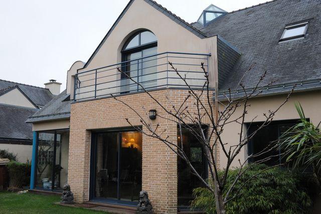 Vente  maison Vannes Ville - 4 chambres - 210 m²