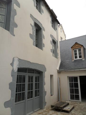 Vente  appartement Vannes Ville - 3 chambres - 101 m²