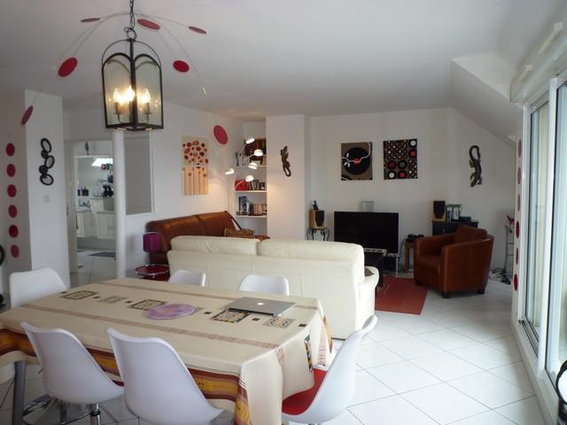 Vente  appartement Vannes Ville - 3 chambres - 83 m²