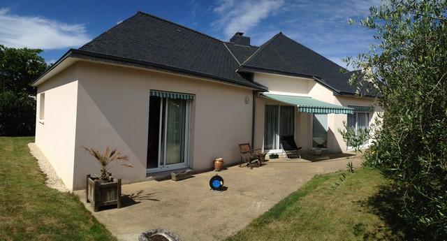 Vente  maison Séné - 3 chambres/4 possibles - 113 m²
