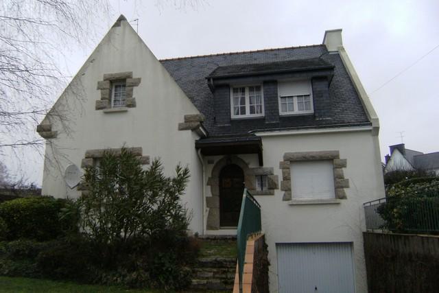 Vente  maison Vannes Ville - 4 chambres - 145 m²