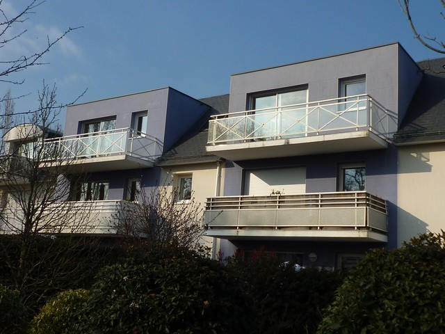 Vente  appartement Plescop - 1 chambre - 41 m²