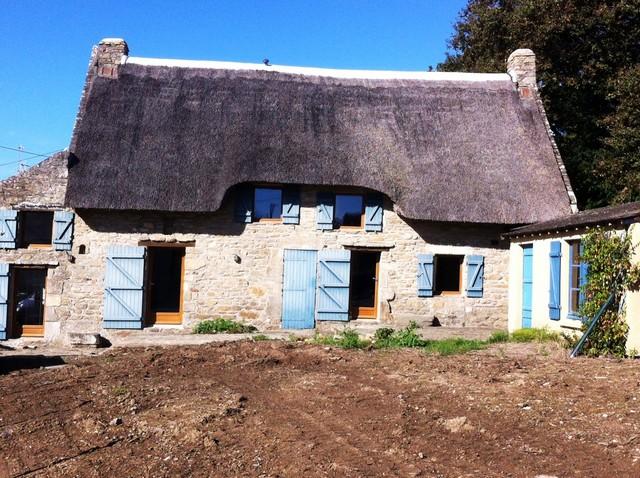 Vente  maison Le Hezo-Saint-Armel - 2 chambres - 110 m²