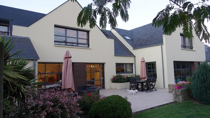 Vente  maison Vannes Ville - 5 chambres/7 possibles - 300 m²