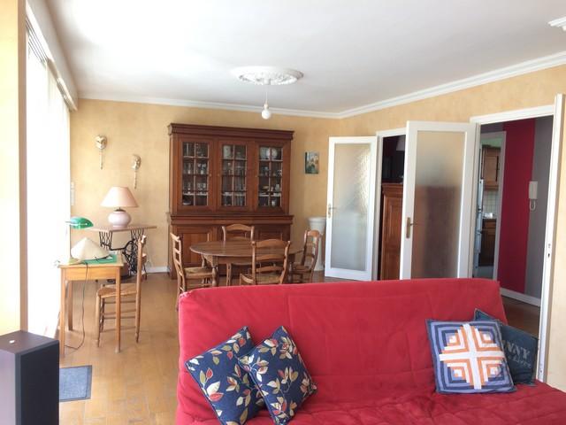Vente  appartement Vannes Ville - 3 chambres - 110 m²