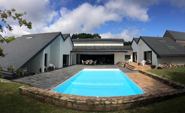 Vente  maison Le Bono - 3 chambres - 270 m²