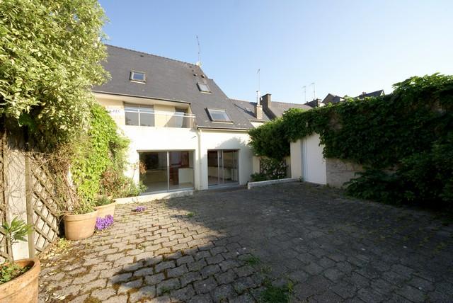 Vente  maison Vannes Ville - 5 chambres - 180 m²