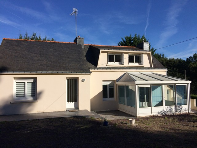 Vente  maison Vannes Ville - 2 chambres/3 possibles