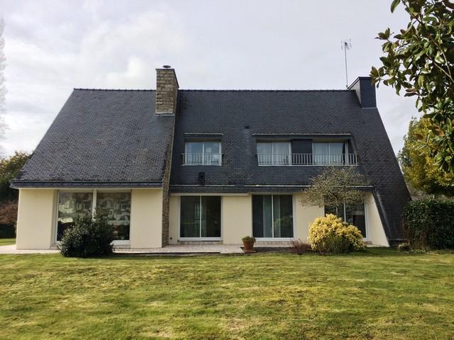 Vente  maison Vannes Ville - 3 chambres/4 possibles