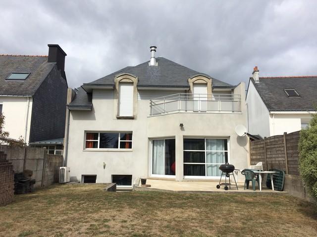 Vente  maison Vannes Ville - 4 chambres