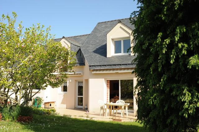 Vente  maison Vannes Ville - 4 chambres/5 possibles - 140 m²