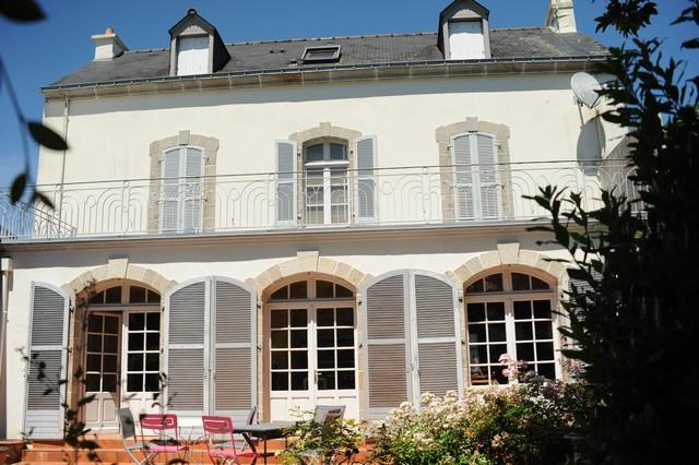 Vente  maison Vannes Ville - 4 chambres/5 possibles - 210 m²