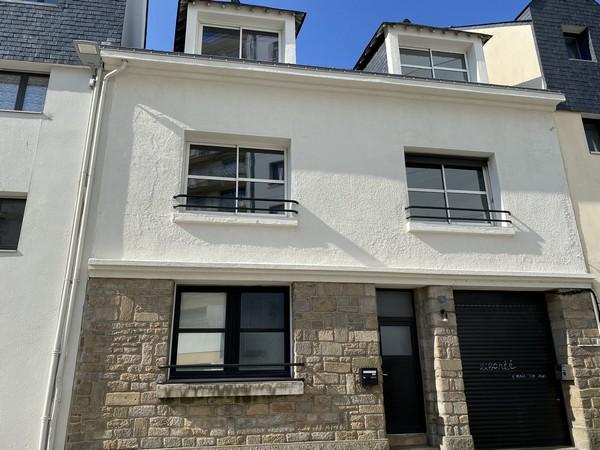 Vente  maison Vannes Ville - /6 possibles - 172 m²