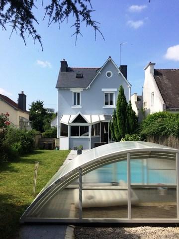 Vente  maison Vannes Ville - 4 chambres - 140 m²