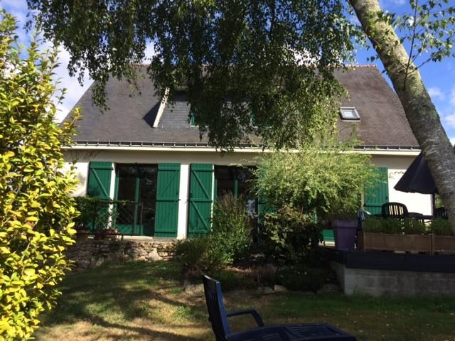 Vente  maison Saint-Avé - 4 chambres - 137 m²