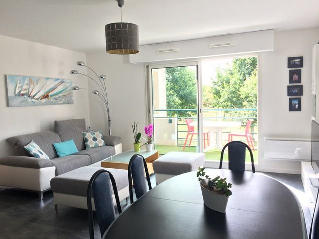 Vente  appartement Saint-Avé - 2 chambres - 62 m²