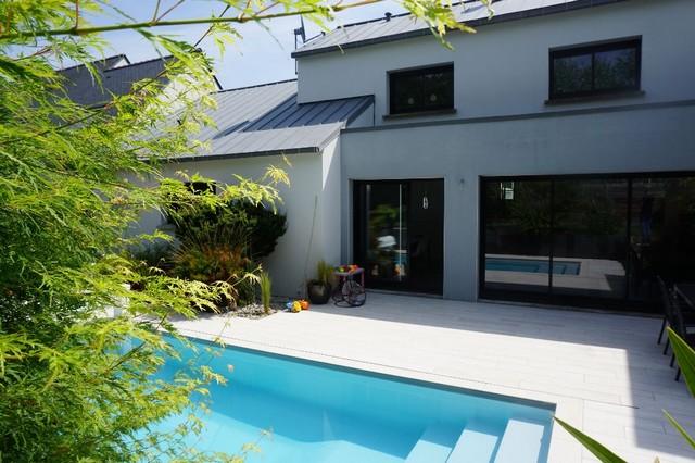 Vente  maison Vannes Ville - 4 chambres - 130 m²