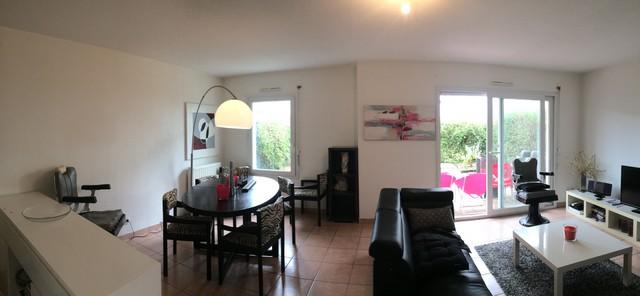 Vente  appartement Vannes Ville - 3 chambres - 72 m²