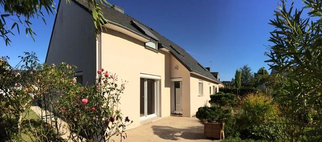 Vente  maison Vannes Ville - 5 chambres - 127 m²